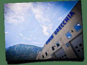 Sede Iveco Orecchia di Quart (Aosta)