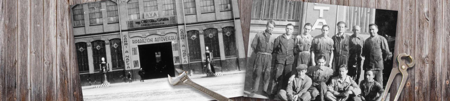 Iveco Orecchia SpA - Concessionaria dal 1929