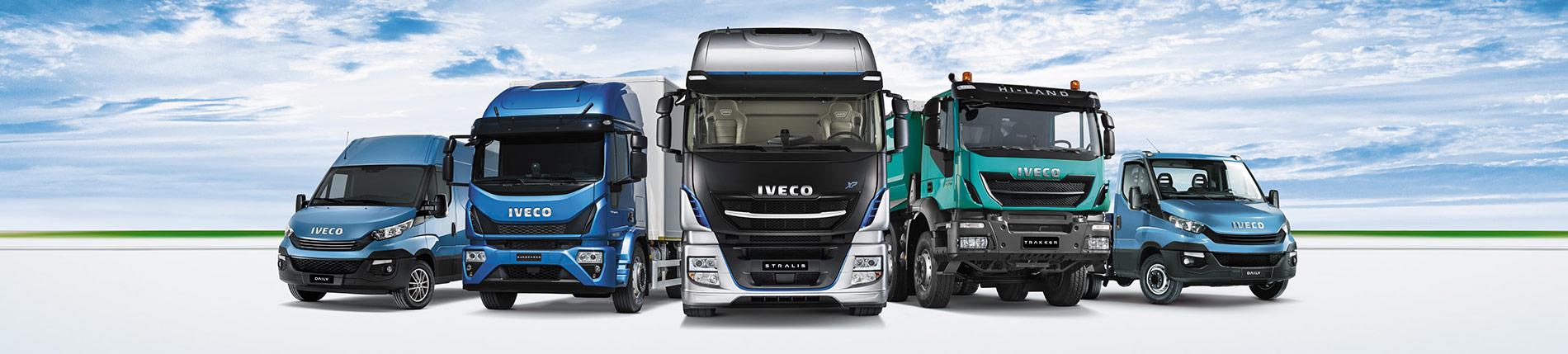 Vendita veicoli Nuovi Iveco Torino