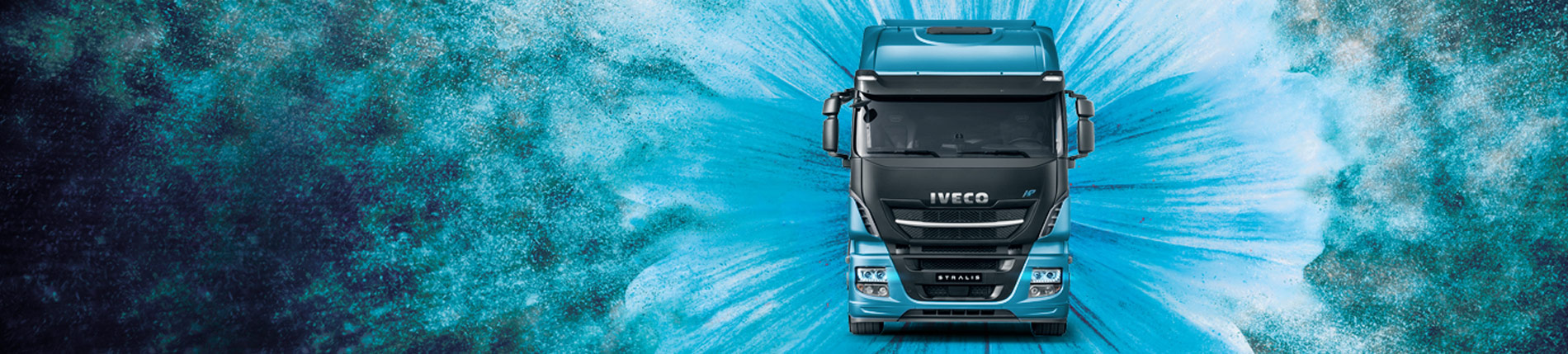 Nuovo Iveco Stralis NP