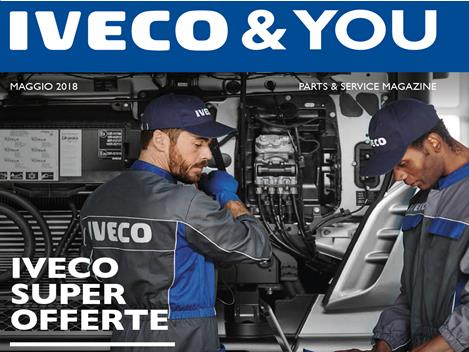 Iveco & You. Sfoglia l'ultima edizione!