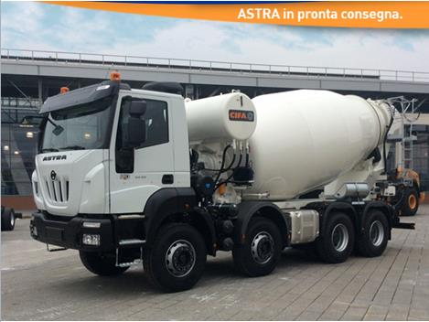 Iveco Astra HD9