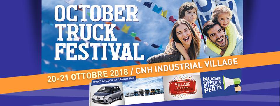 October Truck Festival 2018 – Village Big Show
