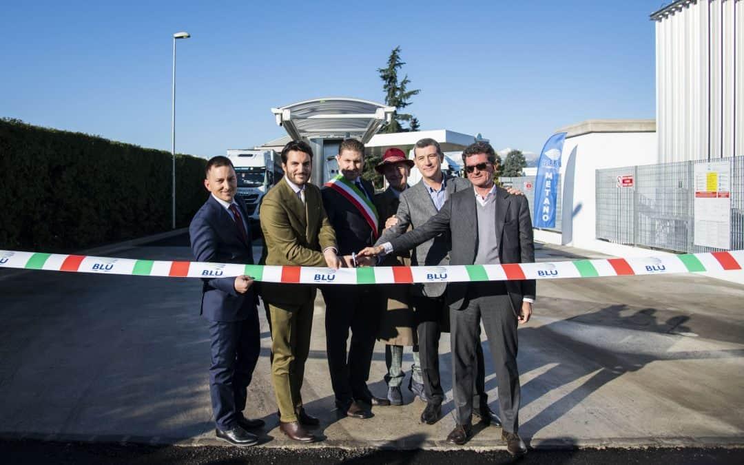 Inaugurata la prima stazione LNG del capoluogo torinese!