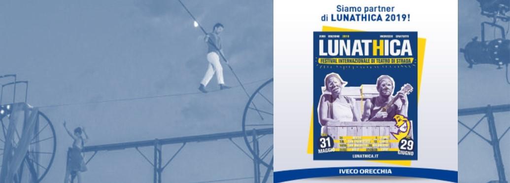 Lunathica 2019: Iveco Orecchia è partner della XVIII edizione!