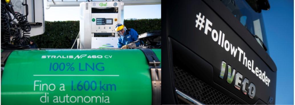 9,5 milioni destinati a incentivare l'acquisto di veicoli LNG!