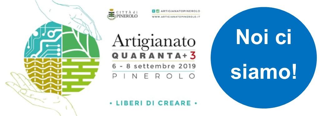 Iveco Orecchia sponsor di ARTIGIANATO 40+3 a Pinerolo (TO). Vi aspettiamo!