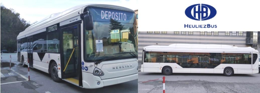 Autobus elettrico. In Liguria al via la circolazione su strada!