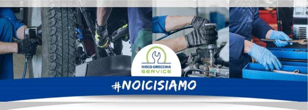 #NOICISIAMO: speciale emergenza. Pronti ad assistervi.
