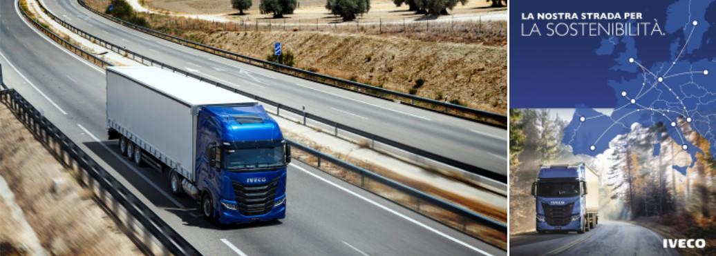 Germania: IVECO accoglie con favore la decisione della Commissione Parlamentare per il Traffico di estendere l'esenzione dai pedaggi autostradali per i mezzi pesanti a gas naturale
