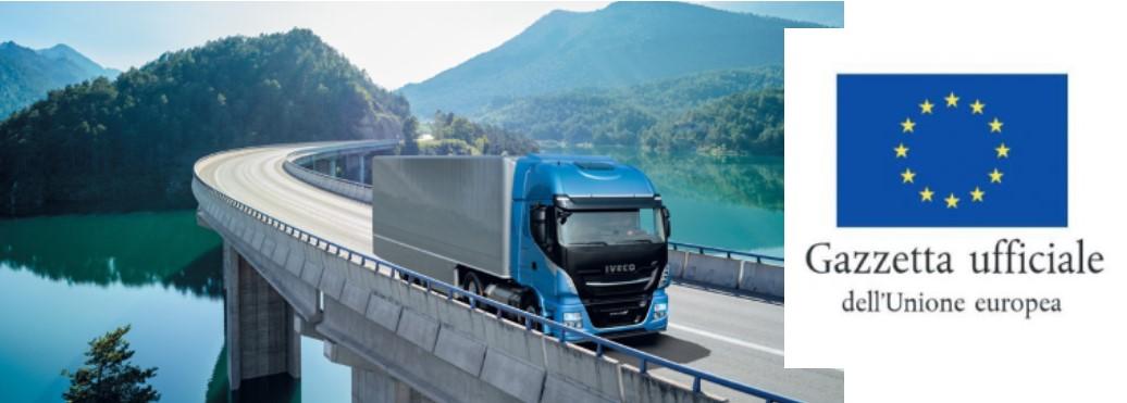 Autotrasporto: pubblicato in Gazzetta Ufficiale Ue il Regolamento di proroga di certificati, licenze, autorizzazioni