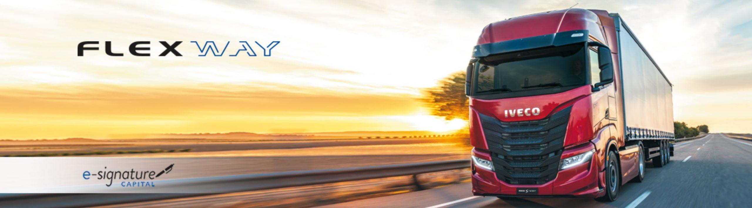 FLEXWAY: il Leasing che rende flessibile il TUO investimento