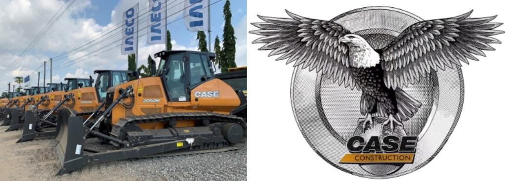 CASE Construction Equipment consegna 125 mezzi al Ministero dei Trasporti in Angola