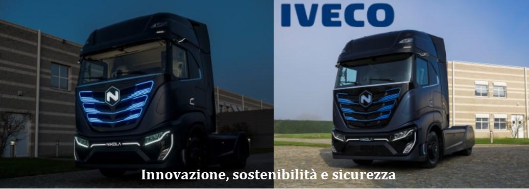 H2Accelerate: truck a idrogeno a zero emissioni