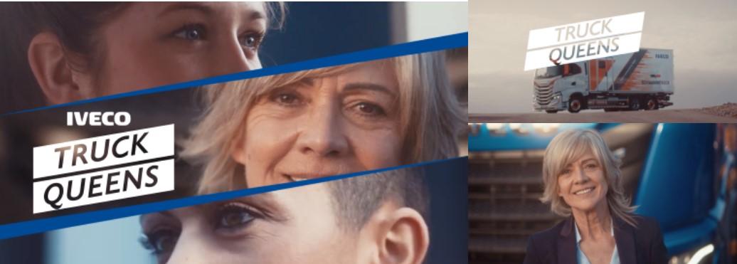 8 Marzo 2021: IVECO celebra il ruolo delle donne nel mondo dei trasporti