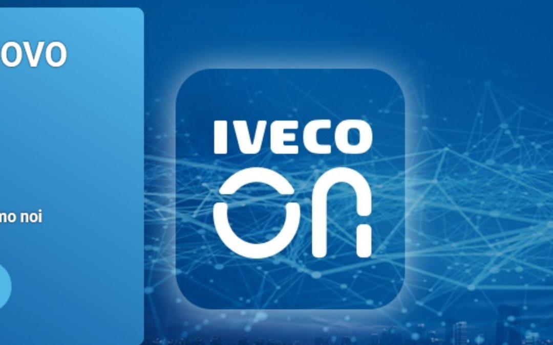 IVECO lancia il nuovo portale IVECO ON e la app Easy Way