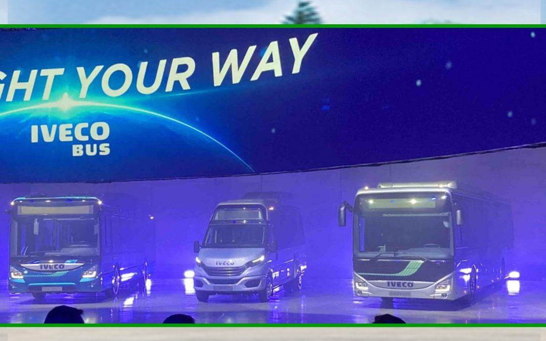 Iveco Bus verso il lancio di Crossway Le elettrico e versioni mild hybrid